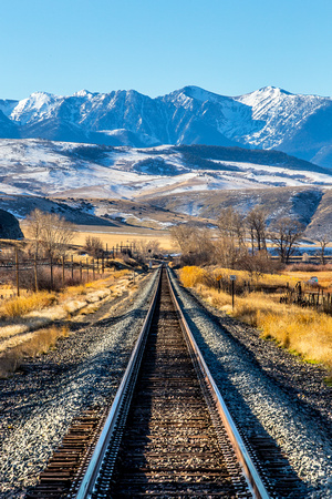 Tracks to the Mountains Fall Edition